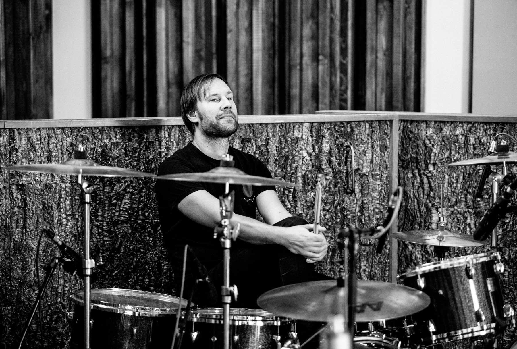 Moon Shot - Members of Disco Ensemble, Children of Bodom and Lapko.