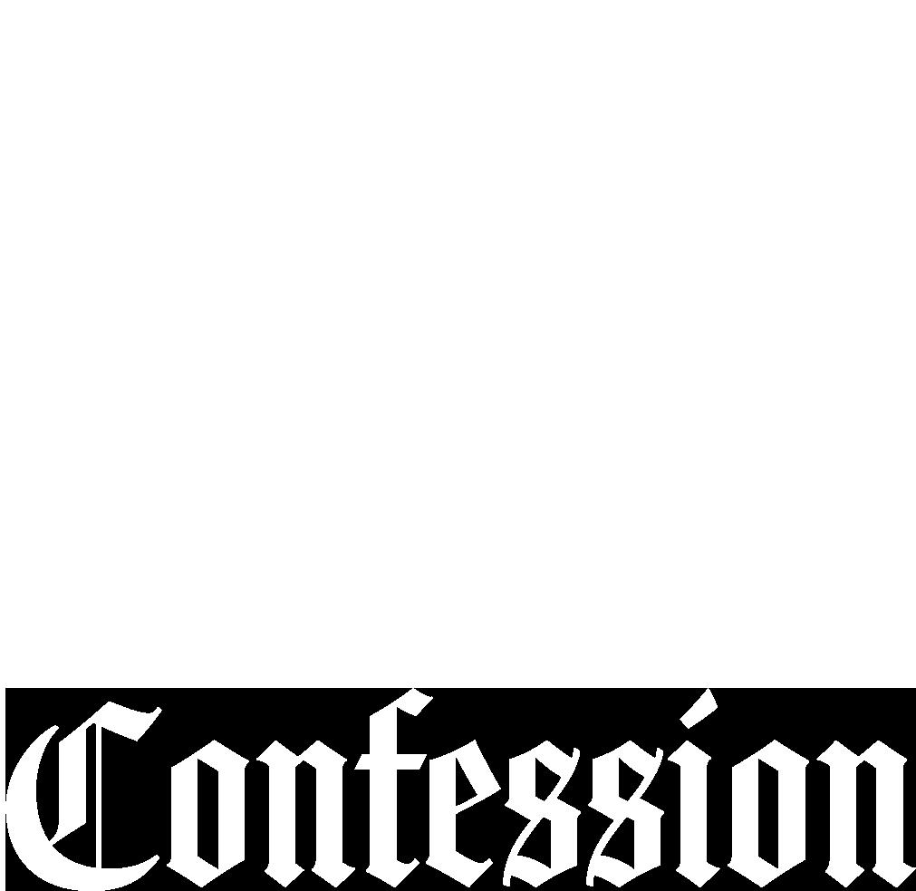 Moon Shot Confession - logo
