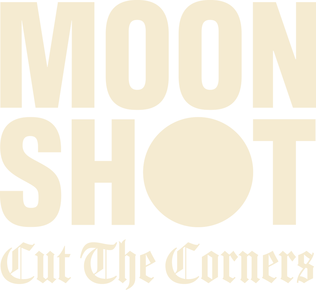 Moon Shot - cut the corners - single out now